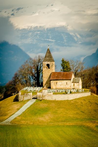 2018 -- Northwestern Switzerland