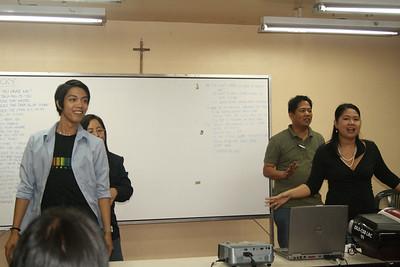 FSL Graduation Jan 2010