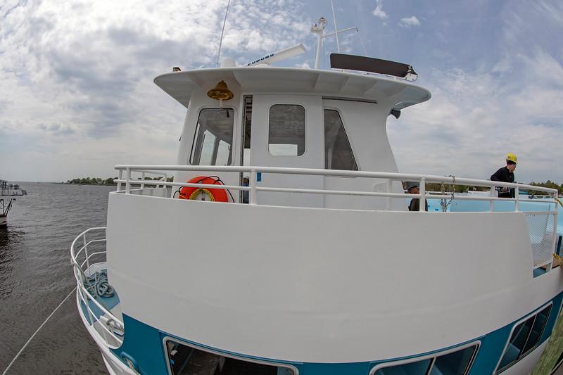 New Boat Visit 051719
