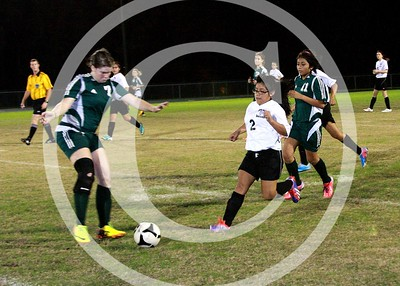Girls Soccer (JV and Varsity) 12/3/2013