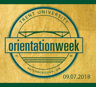 07-09-2018~ Trent U Orientation Weeek 2018