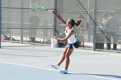 Girls Varsity Tennis vs. Heritge