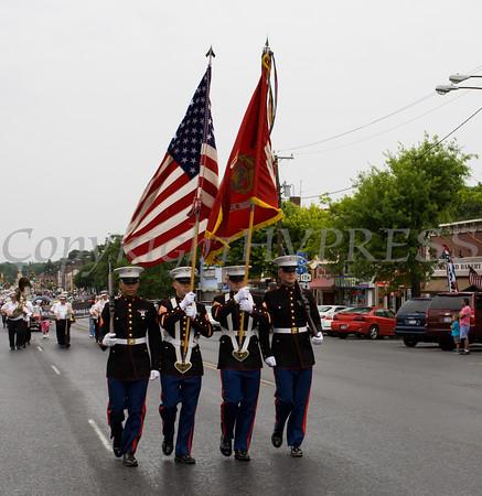Newburgh 150th Anniversary Parade