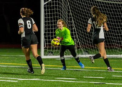 Through half time, Set six: Vashon Island High School Girls Varsity Soccer v Annie Wright 10/30/2019