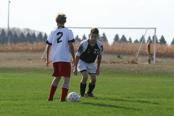 10-8-2011 Plum Creek vs. Fairmont