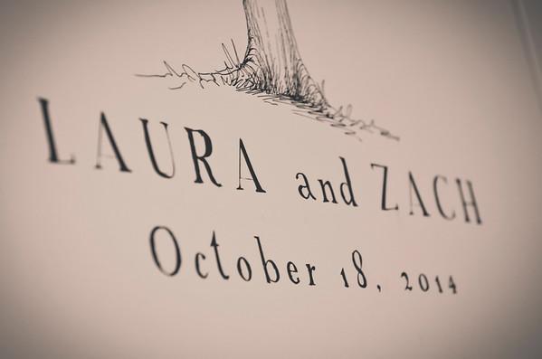 Zach and Laura Verbick Wedding