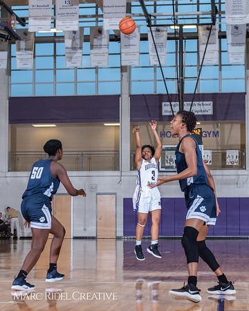 Broughton girls varsity basketball vs Millbrook. February 15, 2019. 750_7301