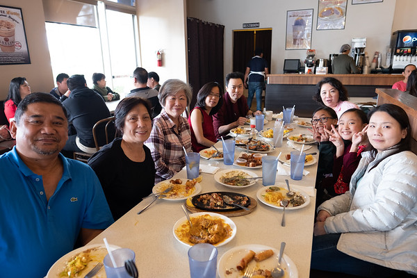 2019 Elaine's Birthday at Lee Lin's