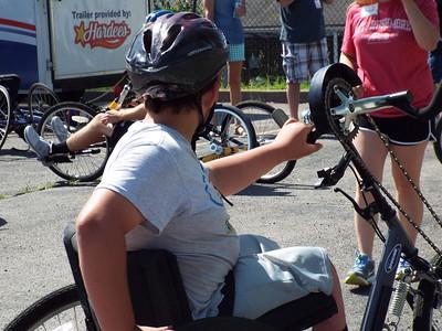May - Cycling
