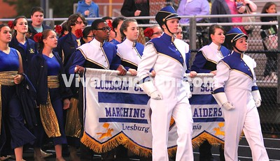 LCHS (Homecoming) vs John Champe HS 10/24/14 (by MB Tourbin)