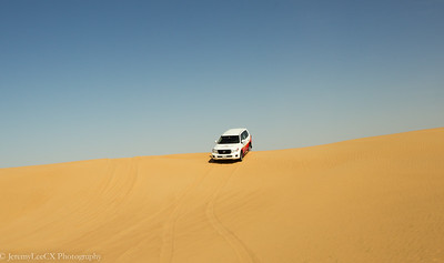 Arabian Adventures - Sand Dune Tour