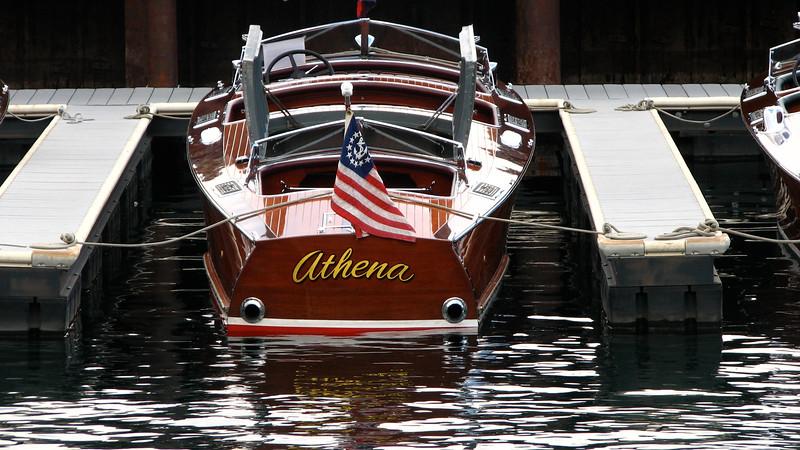 "28' 1933 MODEL 40 ""Athena"""