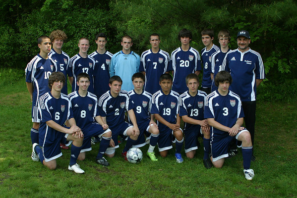 NEU U-16 Team Photos 2009