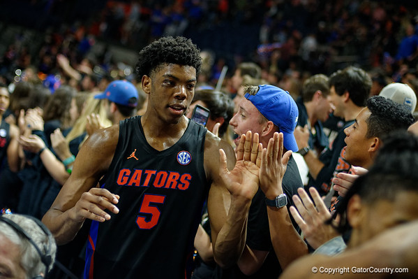 Super Gallery - Florida Gators vs #4 Auburn Tigers  01-18-2020