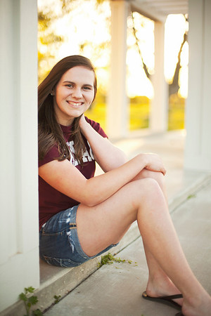 Bree Huebel | 2013 Senior