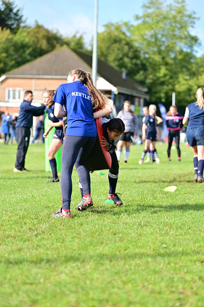 EGRFC-Girls-Training-6th October 2018