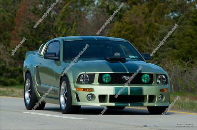 Car Shows, Ocean Parkway, NY, Mustang 04.18.10