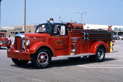 FLOSSMOOR FIRE DEPARTMENT