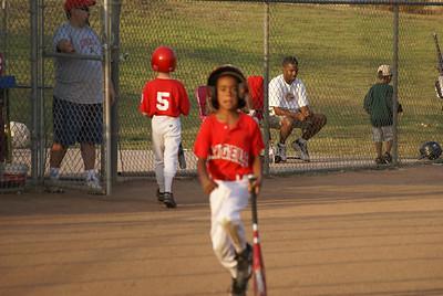 Noah Baseball May '07