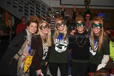 Mardi Gras The Alley  021715