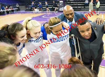 2-27-2017 - Sierra Linda vs. Mesquite (AIA 5A Final) Girls Basketball State Championship Game