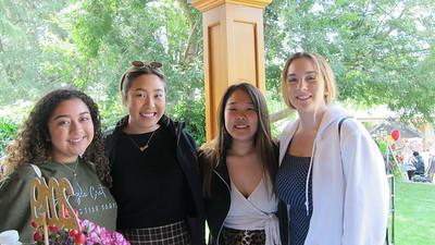 LCHS Graduates Gather for Senior Brunch