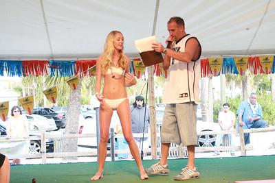 The Famous Gators Bikini Contest 09' continues... Week 7 April 19, 2009
