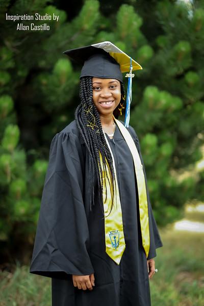 Keylin Alvare's Graduation Photo Session
