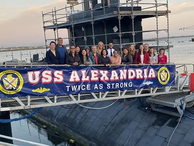 FY20 Naval Base Point Loma Submarine Technical Tour