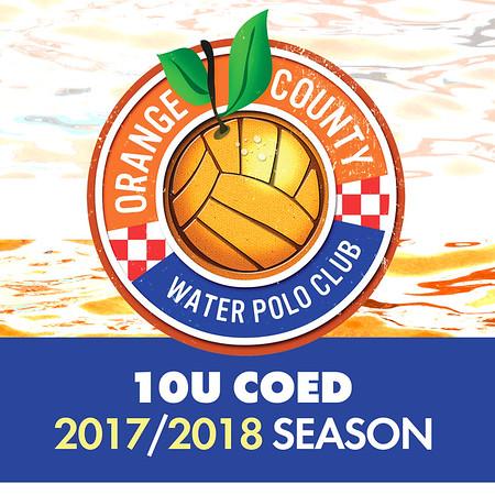 OCWPC 10U Coed 2017 - 2018 Season