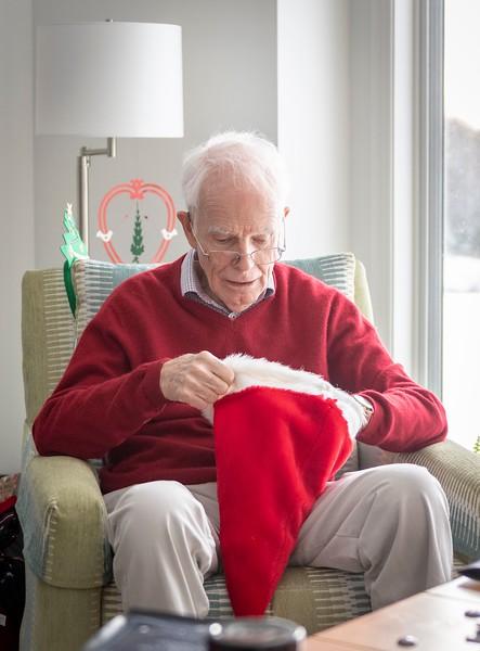 Grandpa Dave Hill