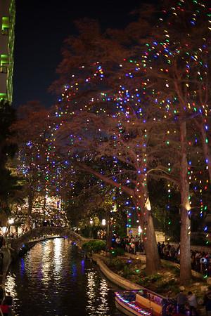 San Antonio Christmas 2014