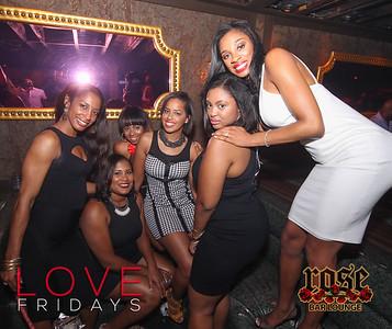 LOVE Fridays at Rose Bar 06/17/16