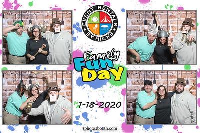 Hicks Family Fun Day