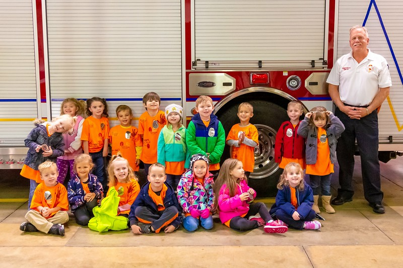 Mansfield 1st EPC - 2018 Firehouse Visit