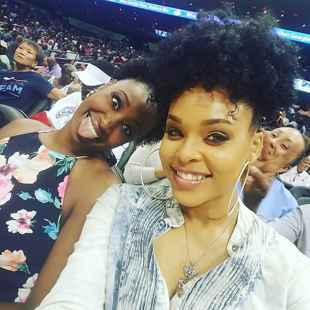 Atlanta Dream Game - WNBA - July 8, 2015