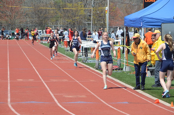 Midd South - Lion Invitational 4/26/14