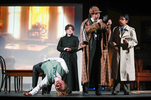 2020 Torchlight Theatre- Sherlock Youth Production