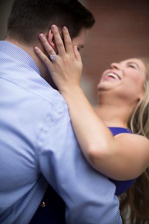 Ashley and Ezra's Engagements