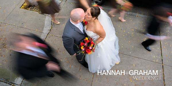 Hannah and Graham