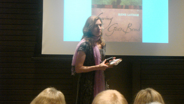 Book Birthday Party: Leaving Gees Bend 2010