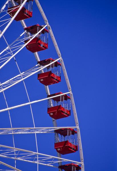 Ferris Wheel on Navy Pier