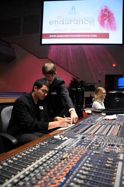 Soundboard at FBC JAX