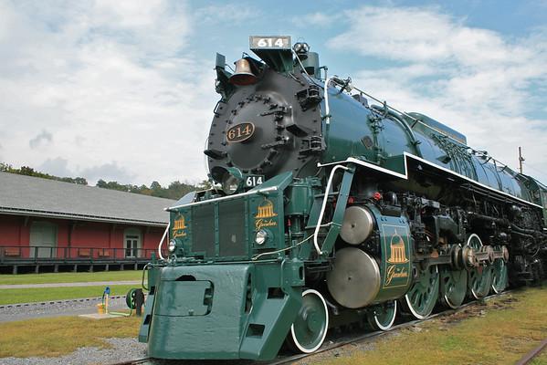 C & O Railroad