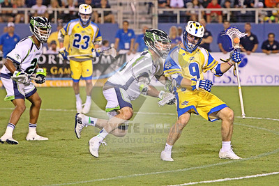 4/28/2018 - Chesapeake Bayhawks vs. Florida Launch - FAU Stadium at Florida Atlantic University, Boca Raton, FL