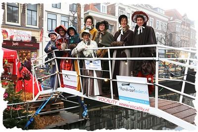 2016-1228 Vocality @ Kerstmarkt Leiden