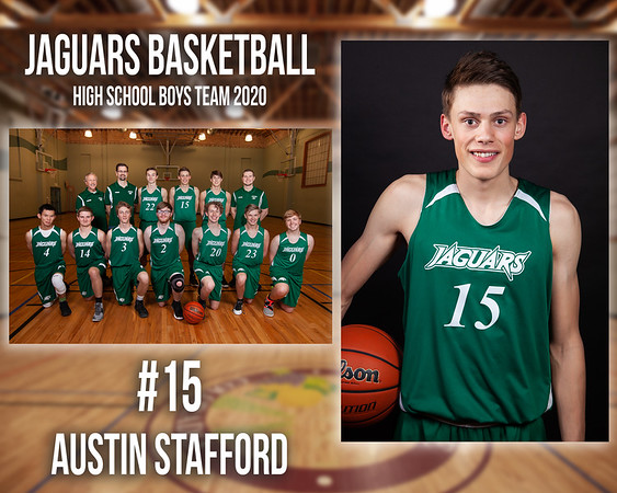 2020 Jaguars Basketball