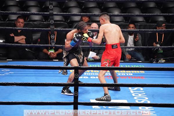 Gary Antonio Russell vs. Saul Eduardo Hernandez