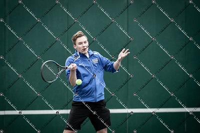 Boys' Tennis 2018
