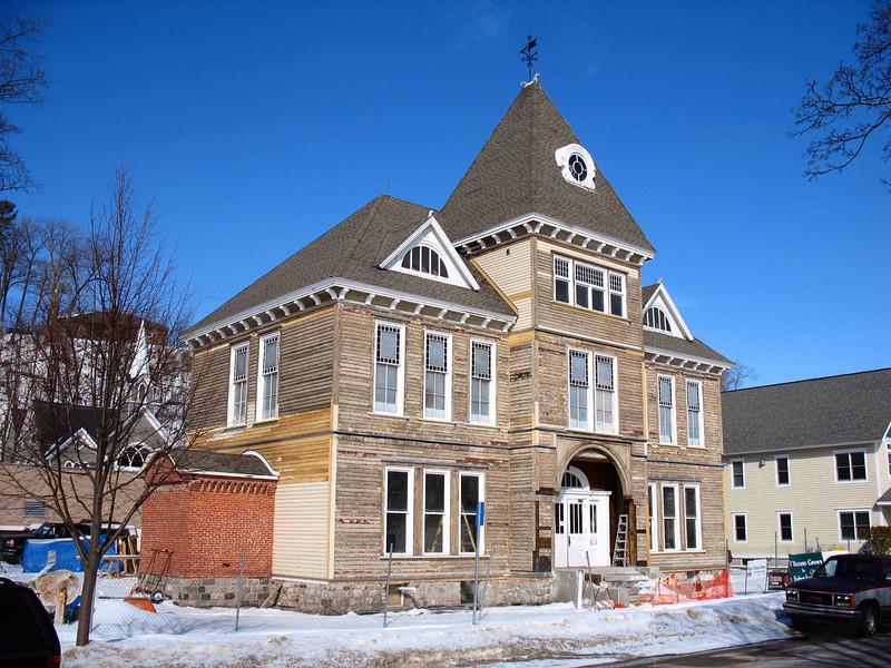 Harbor Springs City Hall (ca. 1886)